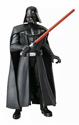 "Hasbro Star Wars: Galaxy of Adventures - Darth Vader Action Figure 5"" NEW IN PKG"