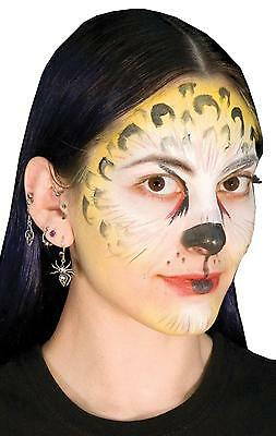 EZ MAKEUP KIT GOOD KITTY CAT LEOPARD LION COSTUME - Halloween Leopard Makeup
