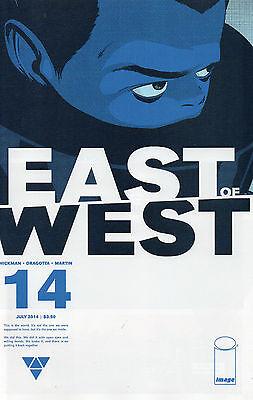 East Of West #14 (NM)`14 Hickman/ Dragotta