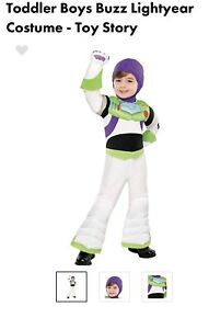 Buzz Lightyear Toddler Halloween Costume