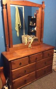 Magnificent dressing table with mirror Macquarie Park Ryde Area Preview