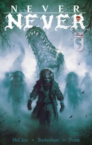 Never Never #1 1st Print Christopher Lair Heavy Metal Comic 2021 NM