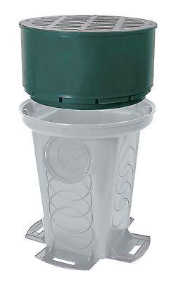 Storm Drain FSD-3017-R 6-Inch Riser for 12-Inch Catch Basin Home & Garden