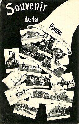 CPA - Belgique - De Panne - La Panne - Souvenir de La Panne