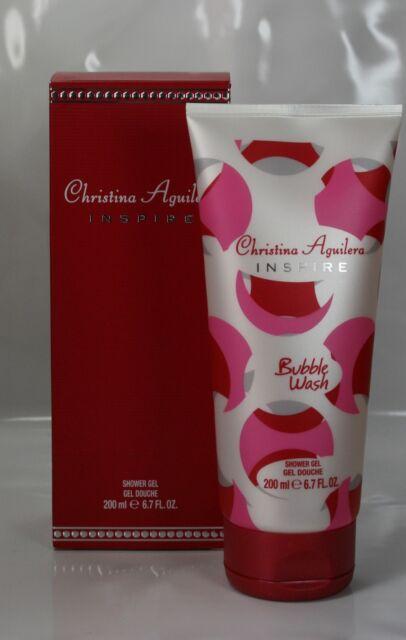 Christina Aguilera Inspire Shower Gel 200ml
