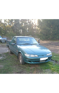Ford Falcon Ute Waubra Pyrenees Area Preview