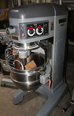 Used Hobart Legacy Pizza Mixer 60-quart Model Hl662 Sn 31-1322-974