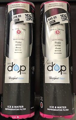 OEM Whirlpool Every Call on Refrigerator WATER FILTER EDR5RXD1 4396508 4396510