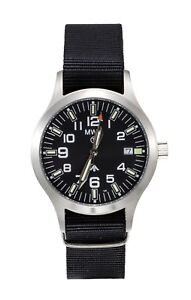 MWC MKIII Military Watch, Tritium GTLS, 100m Water Resistant and 10 Year Battery