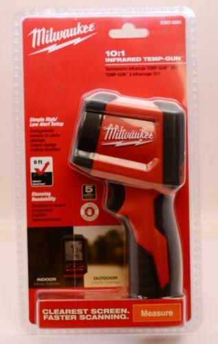 Milwaukee 2267-20H Infrared 10:1 Temp-Gun - Red New Sealed Free Shipping