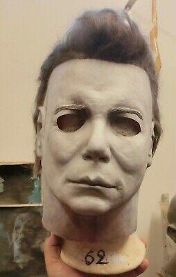 NAG Michael Myers Mask 2K Retool Special Edition Captain Kirk 2018 Halloween - Captain Kirk Mask Halloween