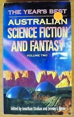 The Year's Best Australian Science Fiction and Fantasy, Volume Two -