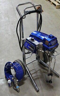 Graco Ultimate Mx Ii 595 Pc Pro Hiboy Reconditioned Sprayer 826206