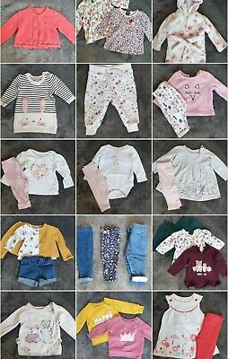 3-6 Months Baby Girl Clothes - Multi Listing - Build Your Own Bundle