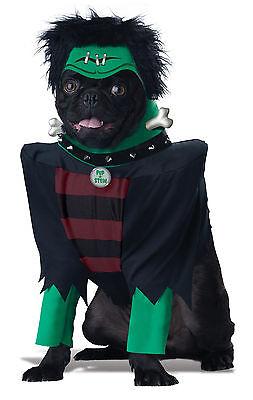 Frankenpup Dog Frankenstein Monster Pet Costume