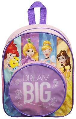 Disney Prinzessinnen Rucksack Disney Princess Maße 31,5x26x10,5cm
