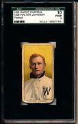 T 206 Walter Johnson