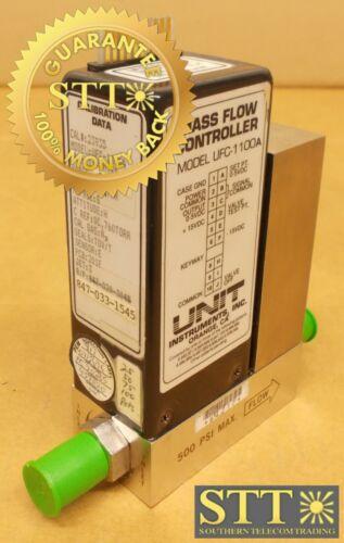 Ufc-1100a Unit Mass Flow Controller Model Ufc-1100a Range 2 Slm Gas 5%sih4/ar