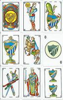 Baraja Española Malaga Club De Futbol-año 1999 -  - ebay.es
