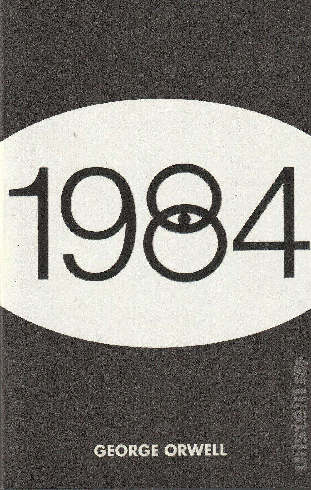 George Orwell (deutsch) 1984 UNGELESEN