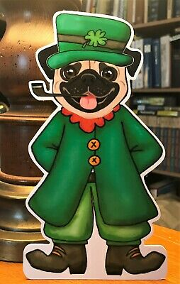 Fawn Pug St Patty