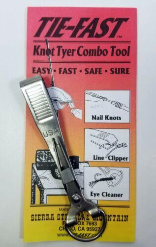 Tie-Fast Combo Fishing Tool - New