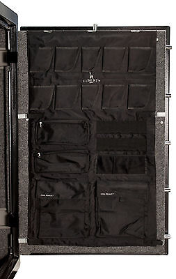 Libertys Door Panel Organizer Pistol Kit 48-64 Gun Safes Vault Accessories