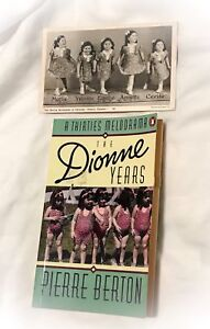 Dionne Girls and postcard - Ontario history - collectibles 19
