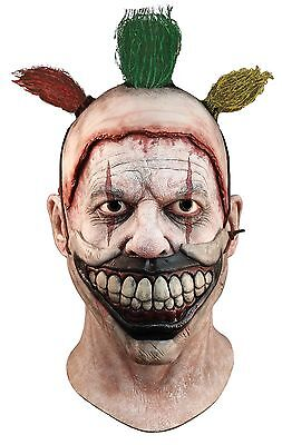 Halloween American Horror Story TWISTY CLOWN Latex Mask Trick or Treat - Halloween Mask History