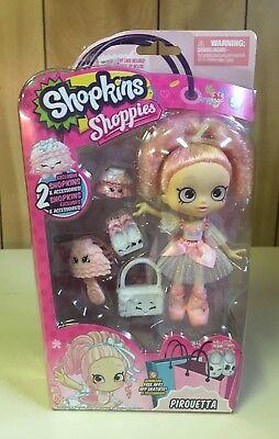 New Shopkins Shoppies doll Pirouetta Girls
