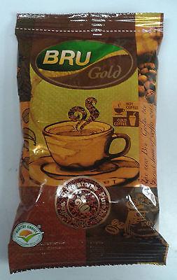 Bru Gold :: Coffee :: 50 GM :: Instant Coffee : Coffee Powder : Bru : Pure Aroma