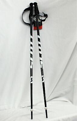 Downhill Ski Poles Winter Sports Black/Yellow Scott Race Carbon 44 Ski Poles