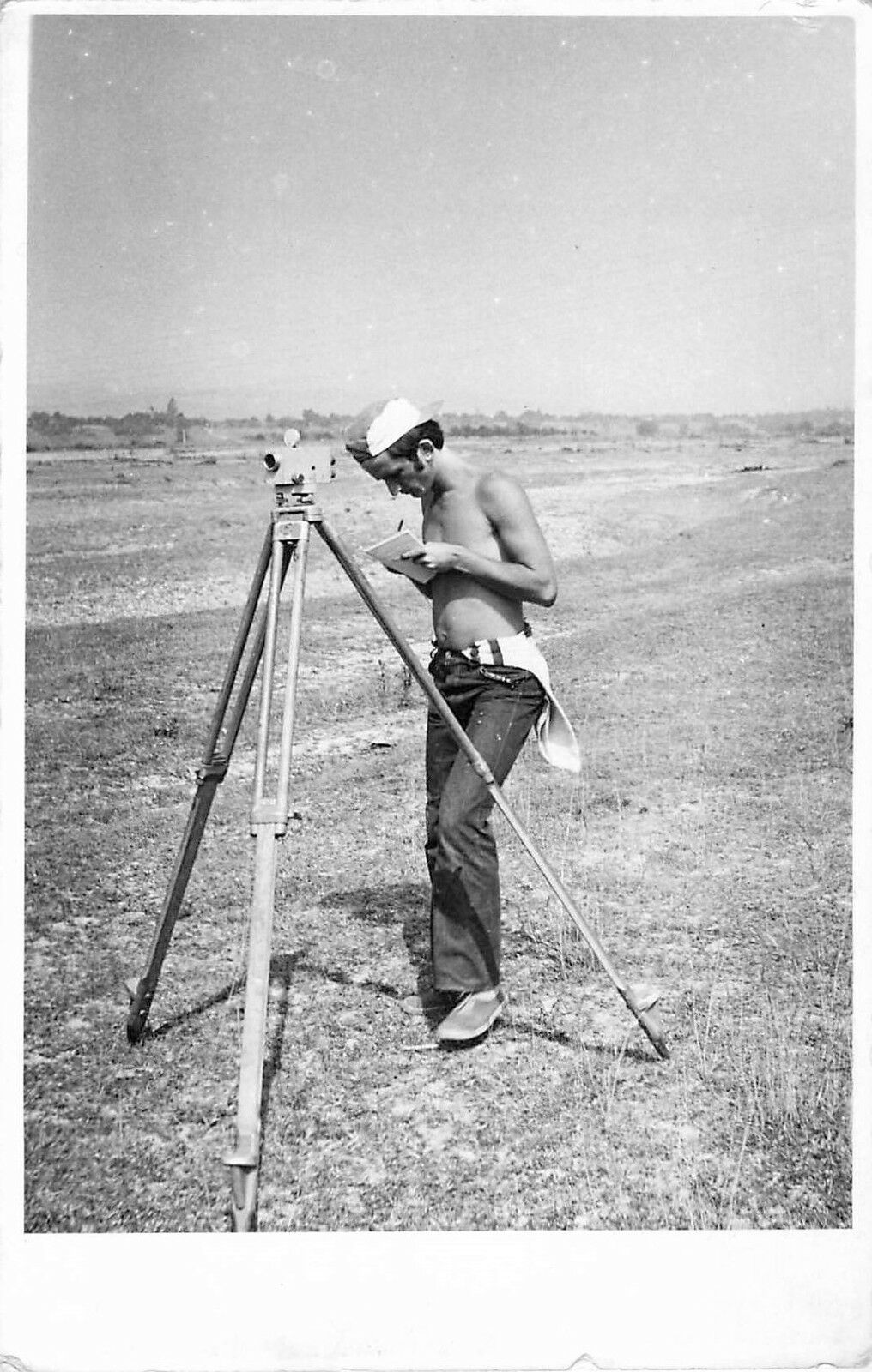 The real Surveyor