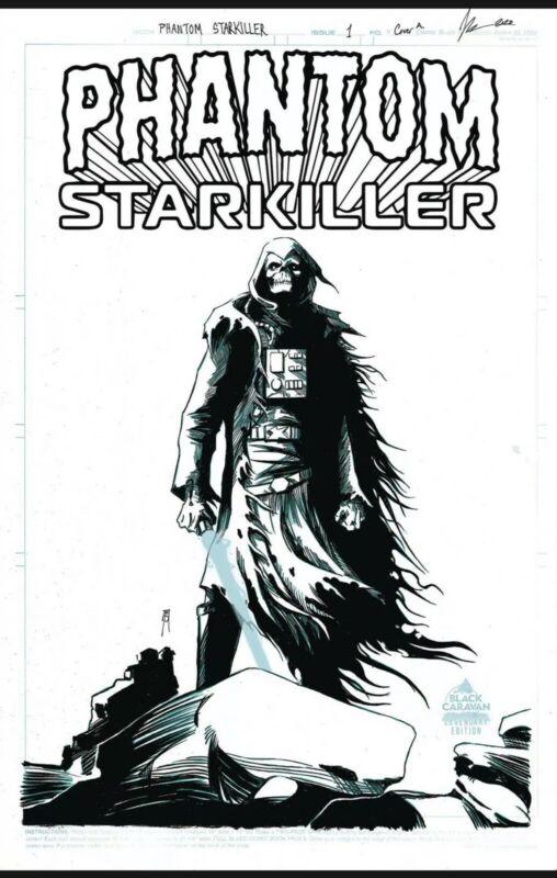 PHANTOM STARKILLER LEGENDARY EDITION (SCOUT COMICS)