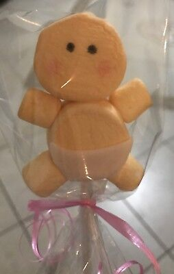 BABY SHOWER DECORATION SOUVENIR BABY MARSHMALLOW ITS A BOY /GIRL CANDY TABLE 12