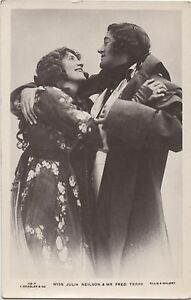 POSTCARD-ACTRESSES-Julia-Neilson-Fred-Terry