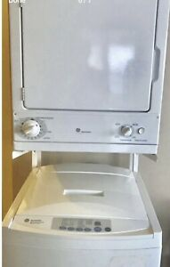 Apartment GE washer dryer set