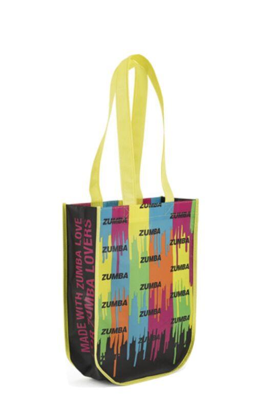 Zumba Dancing Bag / Shopping Tote / Shoe Bag - Travel Gym . Buy 2 Get 1 Free