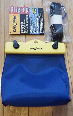 Dry Pak Belt - Dry Pak waterproof cell phone beach belt bag