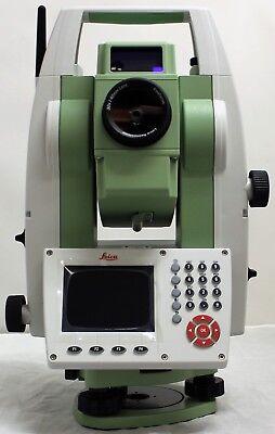 Leica Total Station Ts09 Plus 1 R1000 Tripod