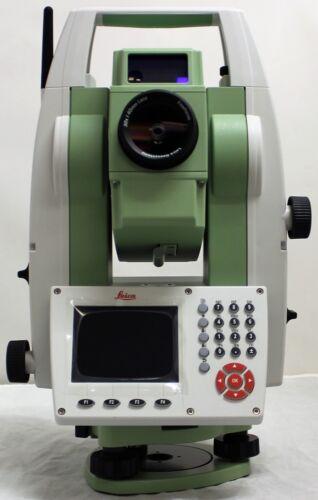 "Leica Total Station TS09 Plus 1"" R1000 + Tripod"