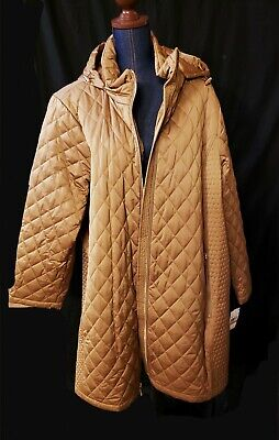 NEW Michael Kors Women's  LONG COAT / Puffer Jacket Size 3X $169 MSRP