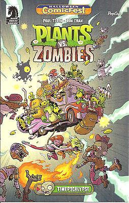 HCF 2015 Plants Vs. Zombies  #1   Halloween ComicFest Edition  Mini](Plants Vs Zombies Halloween Edition)