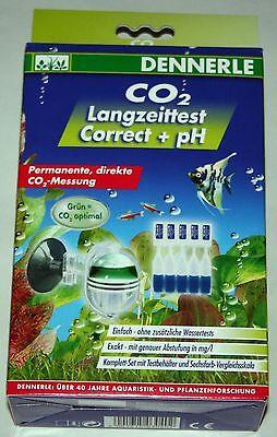 Langzeittest (Dennerle CO2 Langzeittest Correct + pH - CO2 und pH - Test )