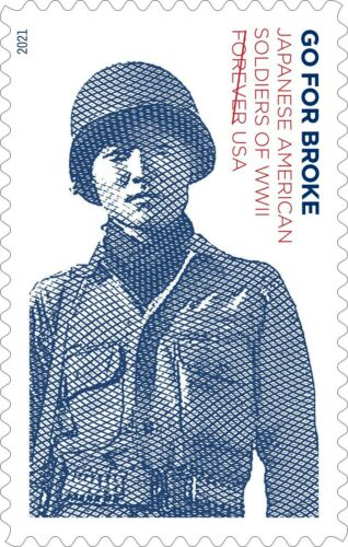 New 2021 Go For Broke: Japanese American Soldiers Single   Delivery After 6/3