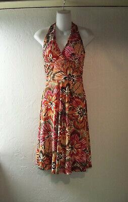 NEW H & M Halter Dress NWOT  S  size 6