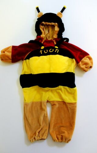 Disney Store Winnie the Pooh Honey Bee Halloween Costume Size 6 12 Months Plush