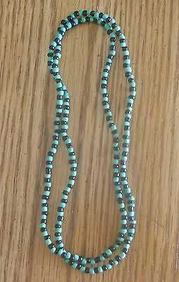 Kuber Money Drawing Necklace - Beads Blessed on Kuber Murti at Ashram - Kubera