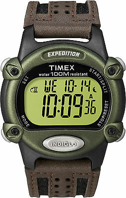 Timex Expedition Classic Digital Chrono Alarm Timer 41mm Wat