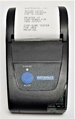 Midtronics model # 182-003B Thermal Printer